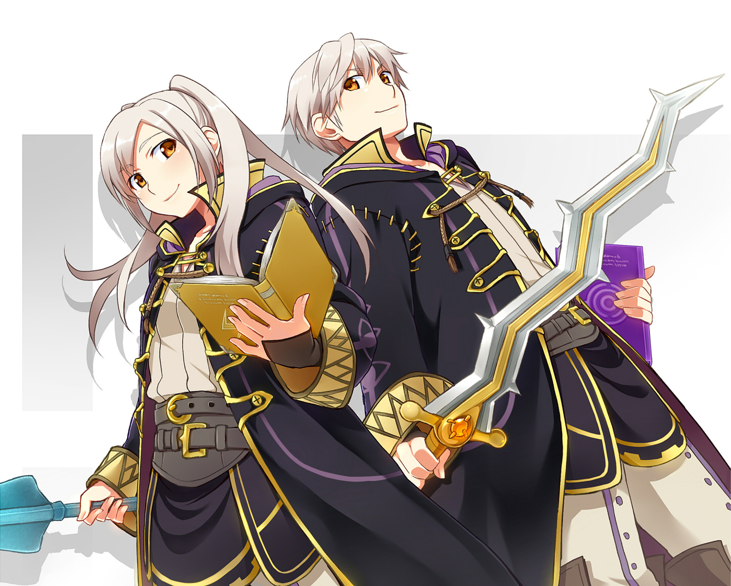 Robin And Robin Fire Emblem Know Your Meme For 3ds/wii u) is robin (rufure/reflet in the japanese version). robin and robin fire emblem know