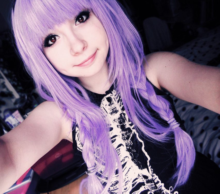 Pastel Goth Hair Example Pastel Goth Know Your Meme