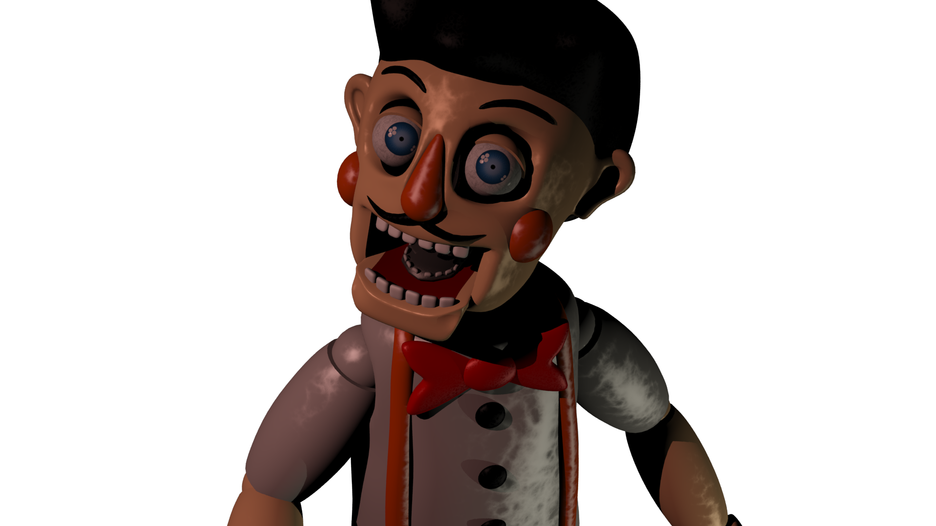 Ice Cream Man v2, Leering | Five Nights at Freddy's | Know Your Meme