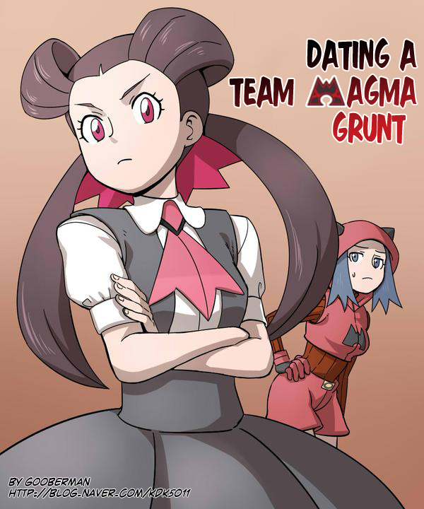 best dating team magma grunt chapter 7