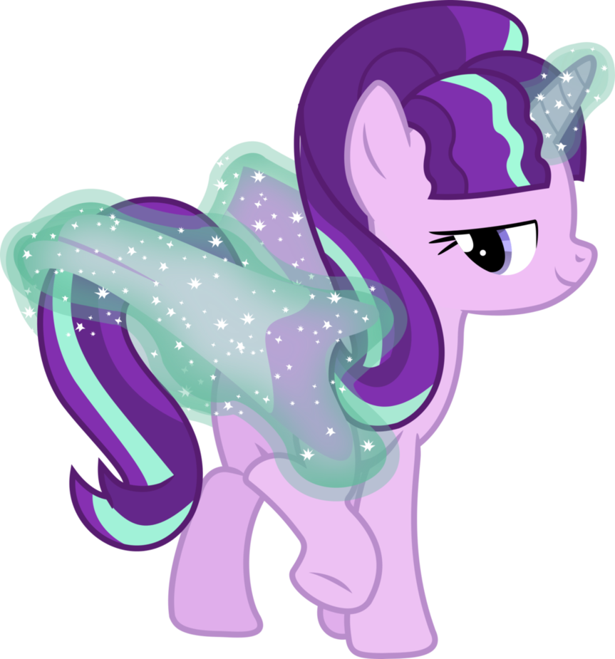 starlight glimmer and her towel my little pony friendship is
