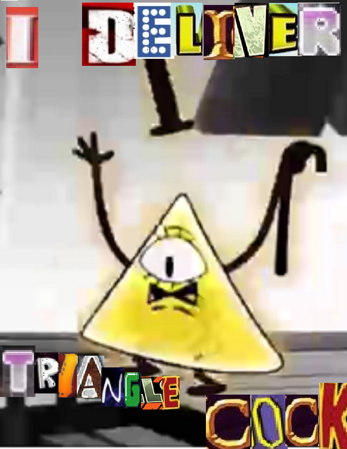 Expand Dong Bill Cipher Gravity Falls Expand Dong Know Your Meme