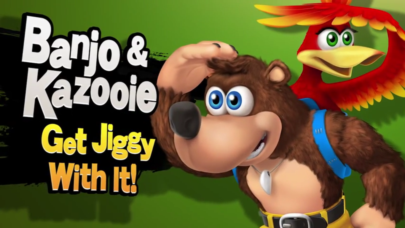 Banjo and Kazooie - Get Jiggy With It! By Artsy Omni (The