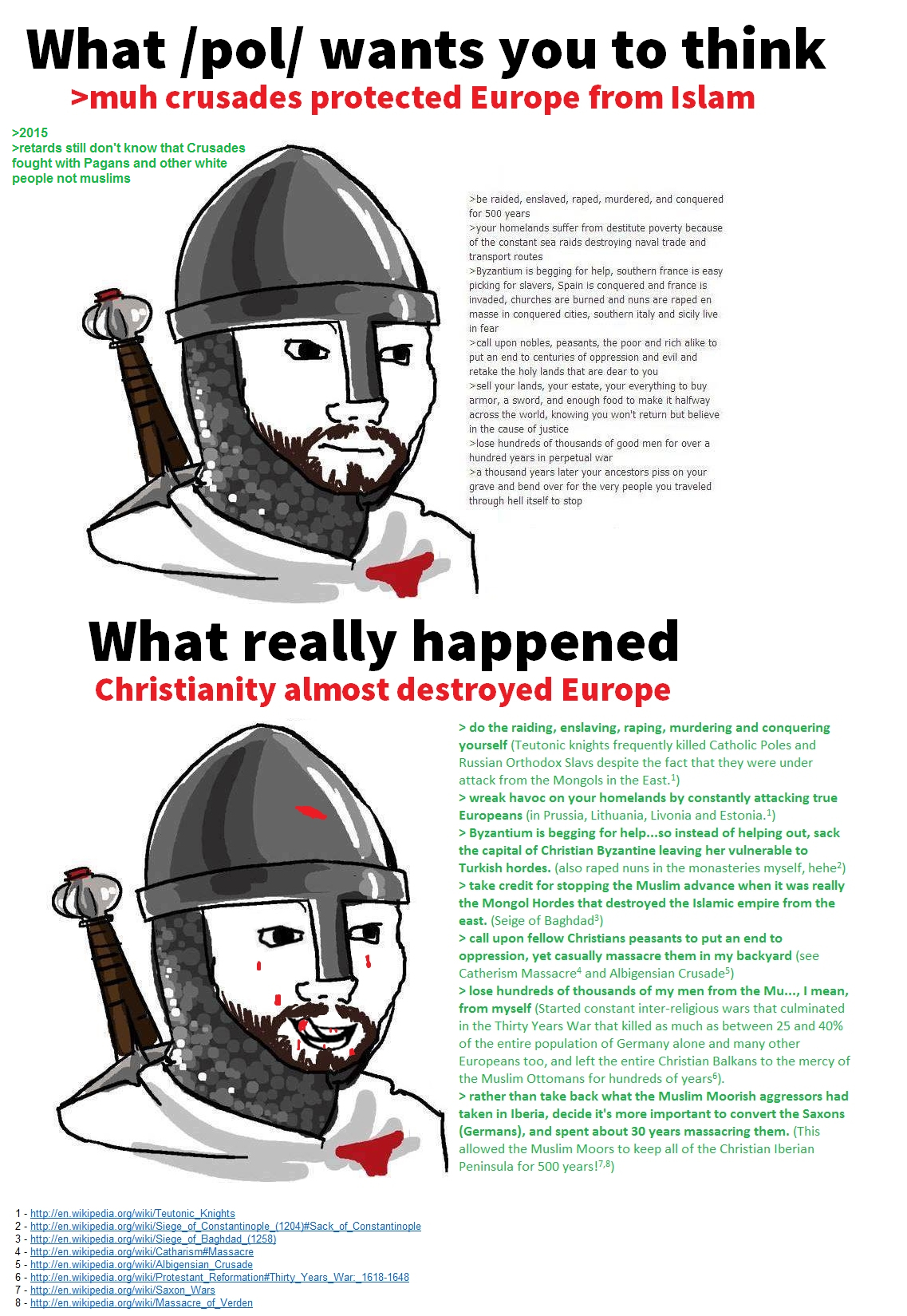 fc5 crusades according to pol pol know your meme