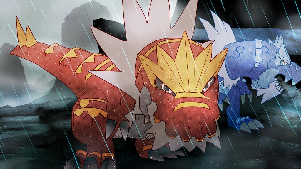 Tyrantrum Pokemon Know Your Meme
