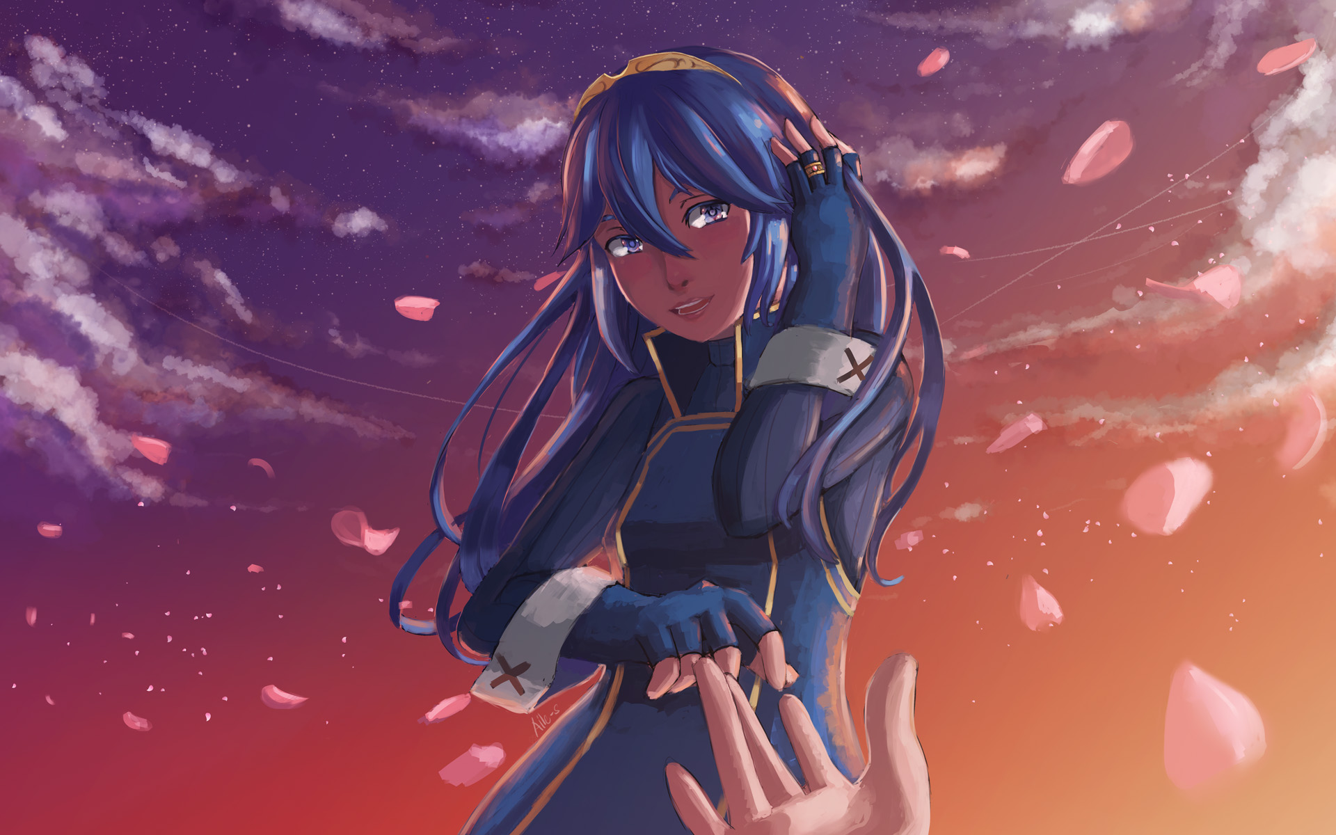 Happy Birthday Lucina Fire Emblem Know Your Meme