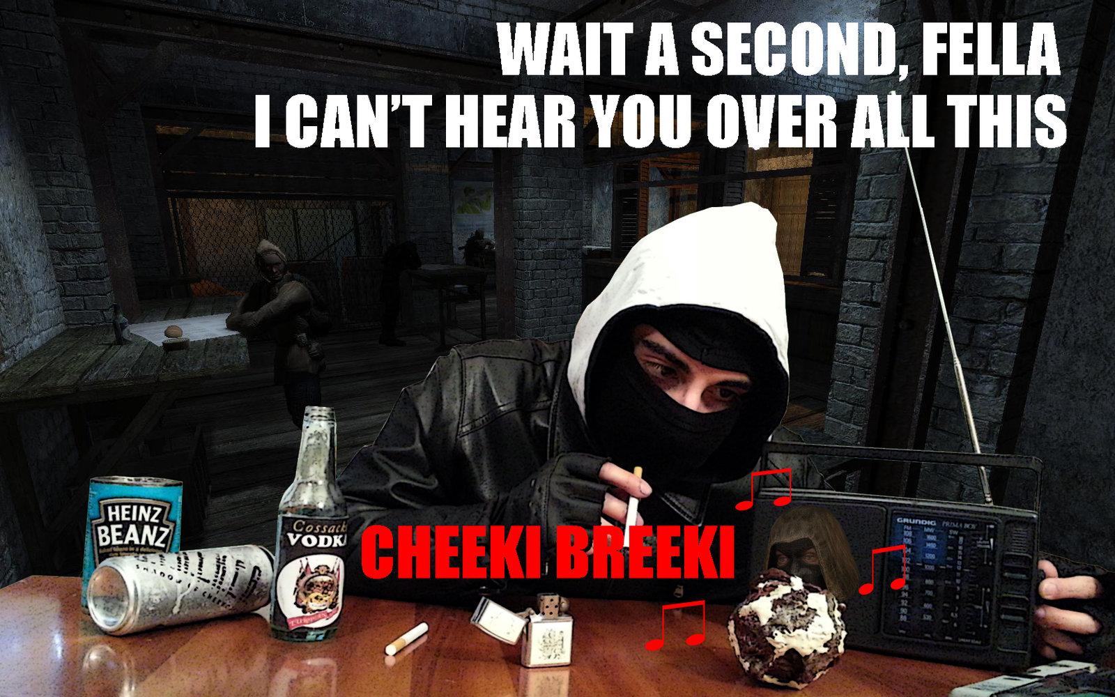 Stalker Bandit Meme V2 By Drjorus Cheeki Breeki Know Your