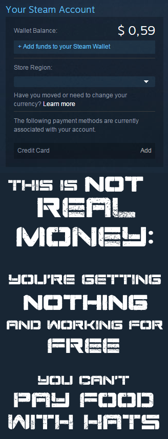 Just A Friendly Reminder on Your Payment, Devs | Steam