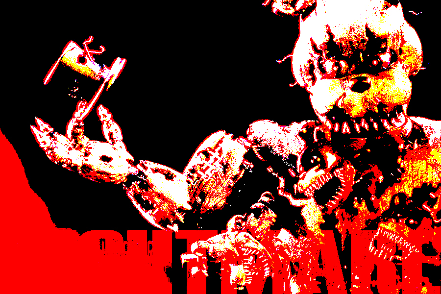 Five Nights At Freddys 4 2 3 Freddy