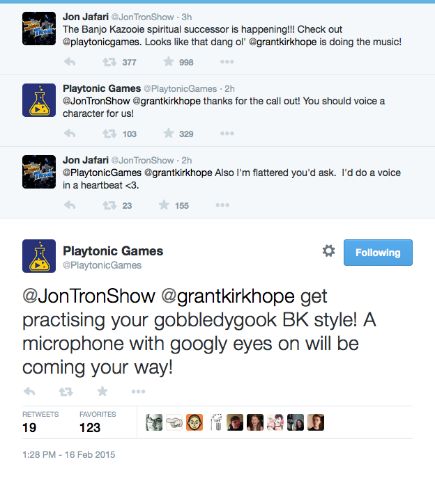 Jontron Tweet Yooka Laylee Know Your Meme By embedding twitter content in your website or app, you are agreeing to the twitter developer agreement and developer policy. jontron tweet yooka laylee know