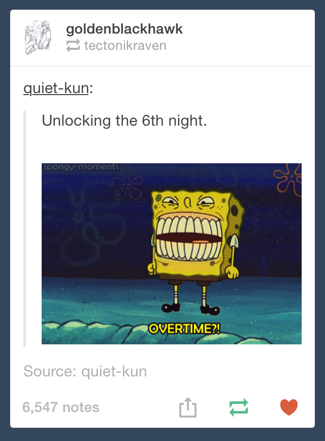 night 6 five nights at freddy s know your meme