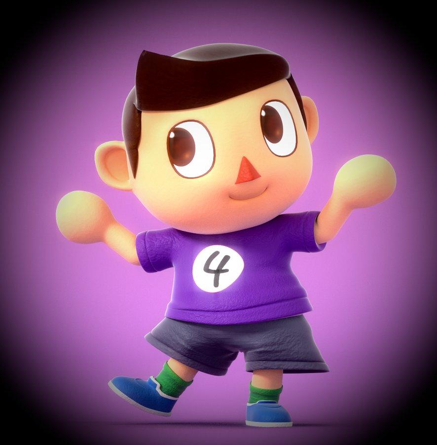 Villager   ?!   Super Smash Brothers   Know Your Meme