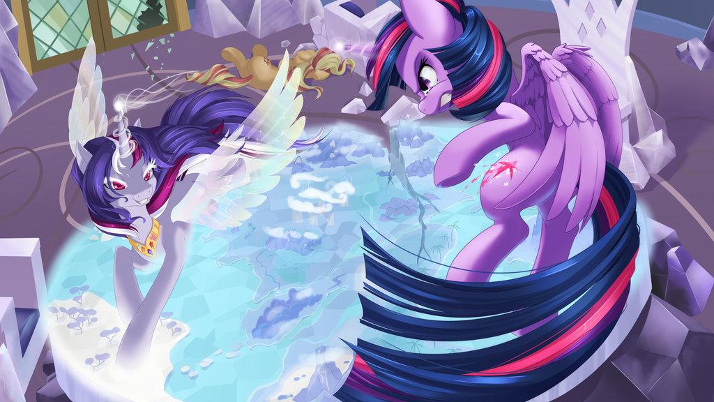 season 6 finale part 1 by dstears my little pony friendship is