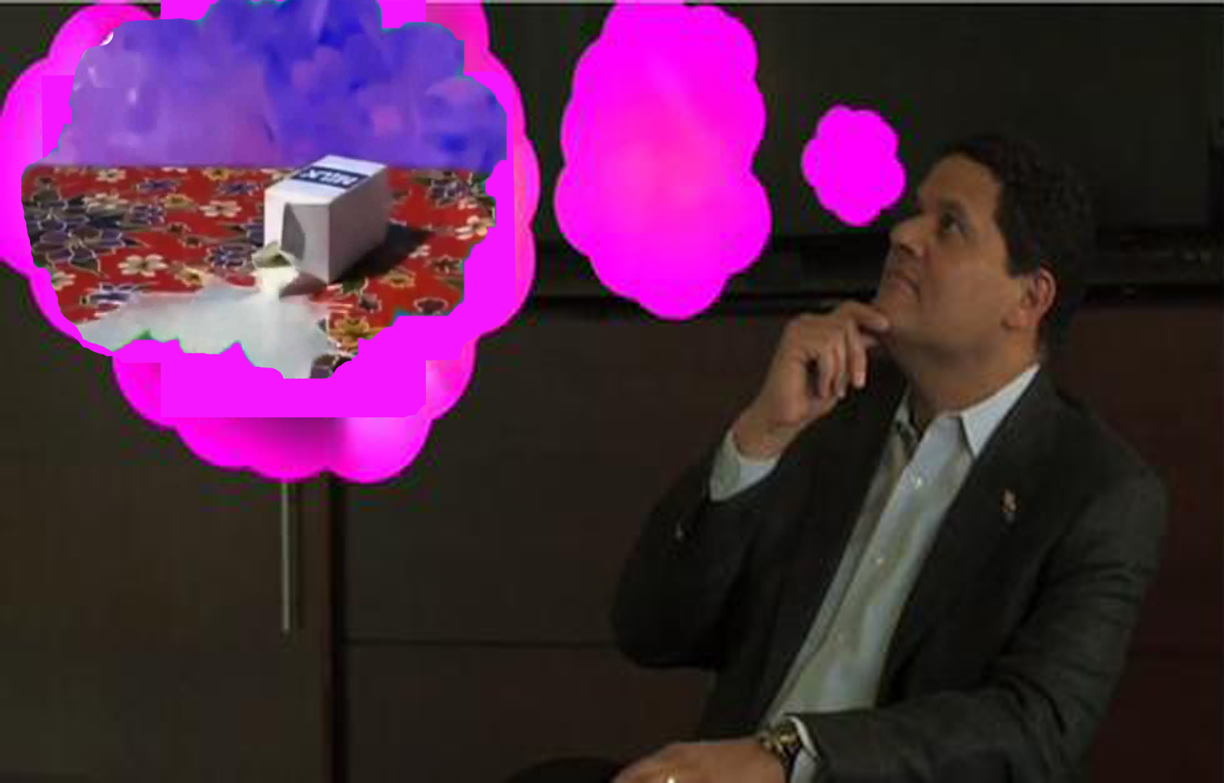The inner machinations of Reggie's mind are an enigma