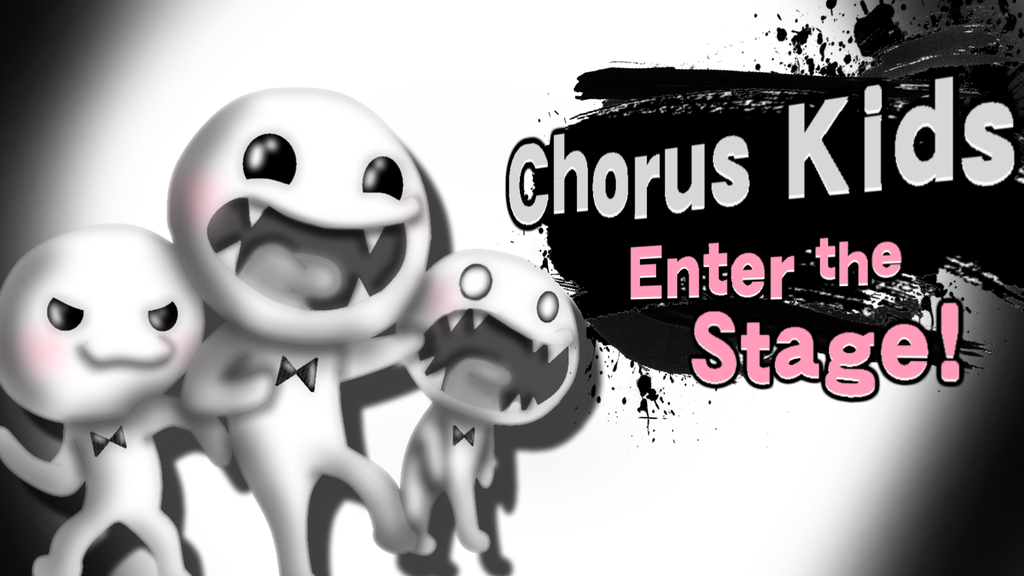 Image result for chorus kids smash bros