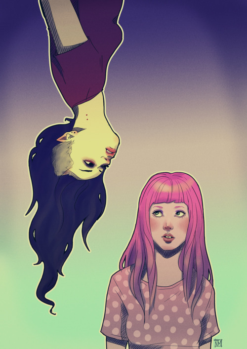 Marceline The Vampire Queen Adventure Time Lumpy Space Princess Cartoon Vertebrate Fictional Character Head Art Beauty