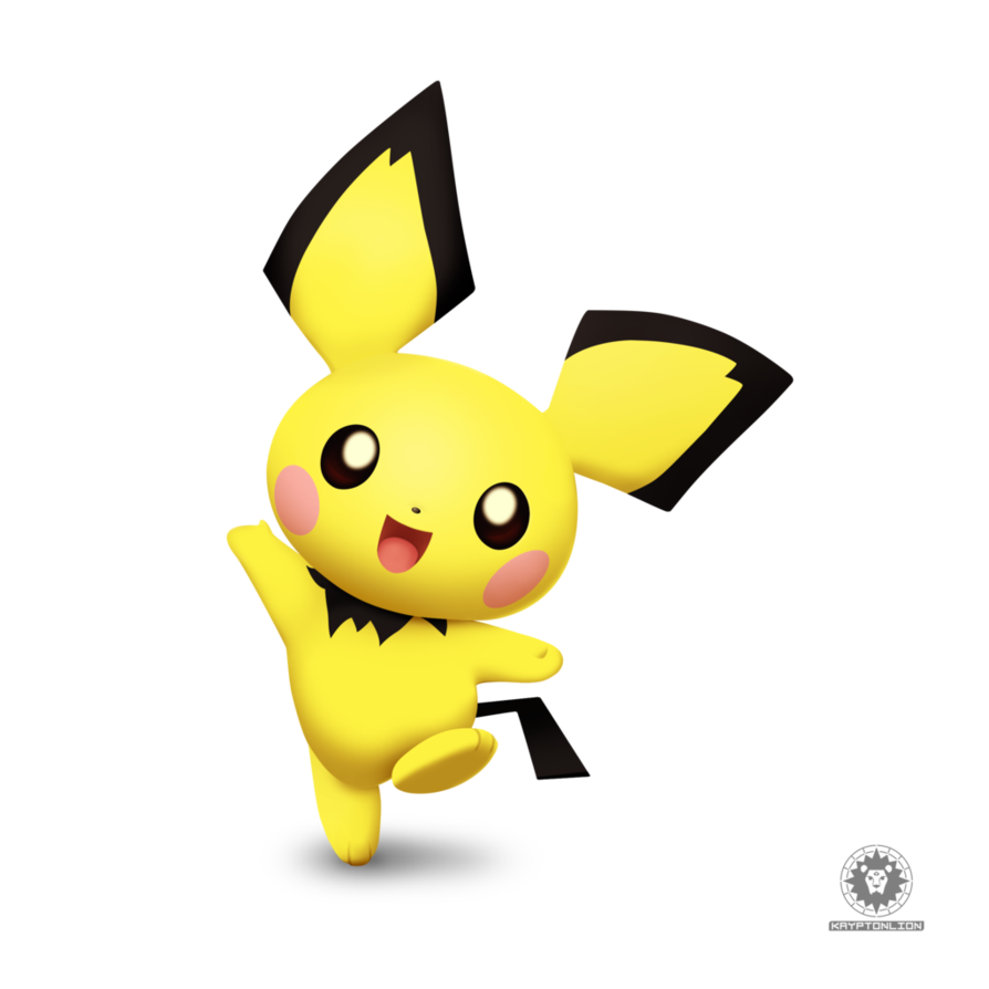 Pichu Smashified Super Smash Brothers Know Your Meme Fuse Box Cartoon Kayptonl Ton Bros For Nintendo 3ds And Wii U