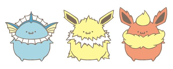cute eeveelutions pokémon know your meme