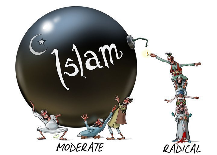 Islam bomb! | Islam | Know Your Meme