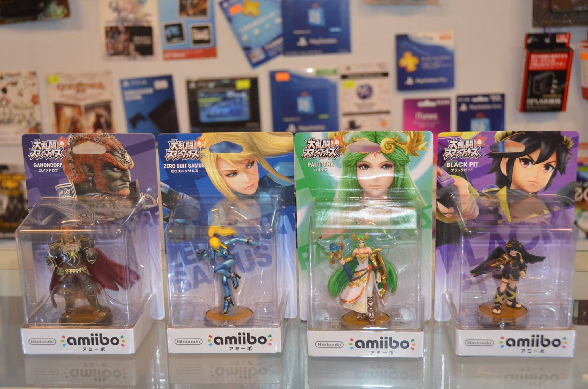 wave 5 in person amiibo know your meme