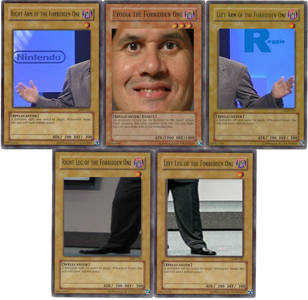 Right arm of the forbidden one exodia the forbidden oneleft arm of the forridden one 音