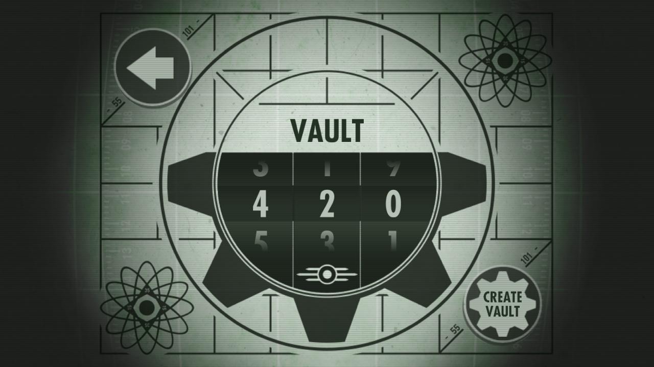 Vault 420 | Fallout | Know Your Meme