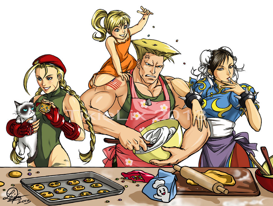 The Family Man Street Fighter Know Your Meme