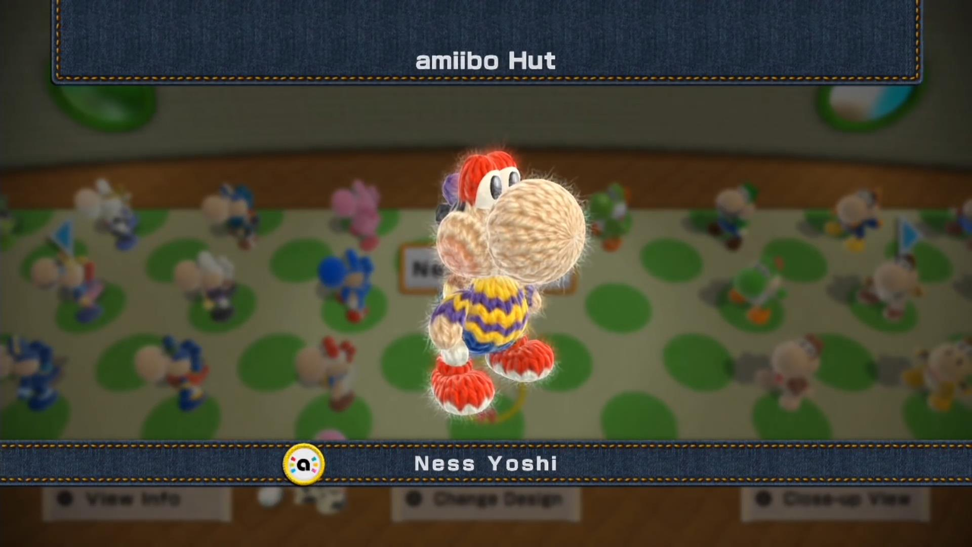 Ness in Yoshi's Woolly World!   EarthBound / Mother   Know