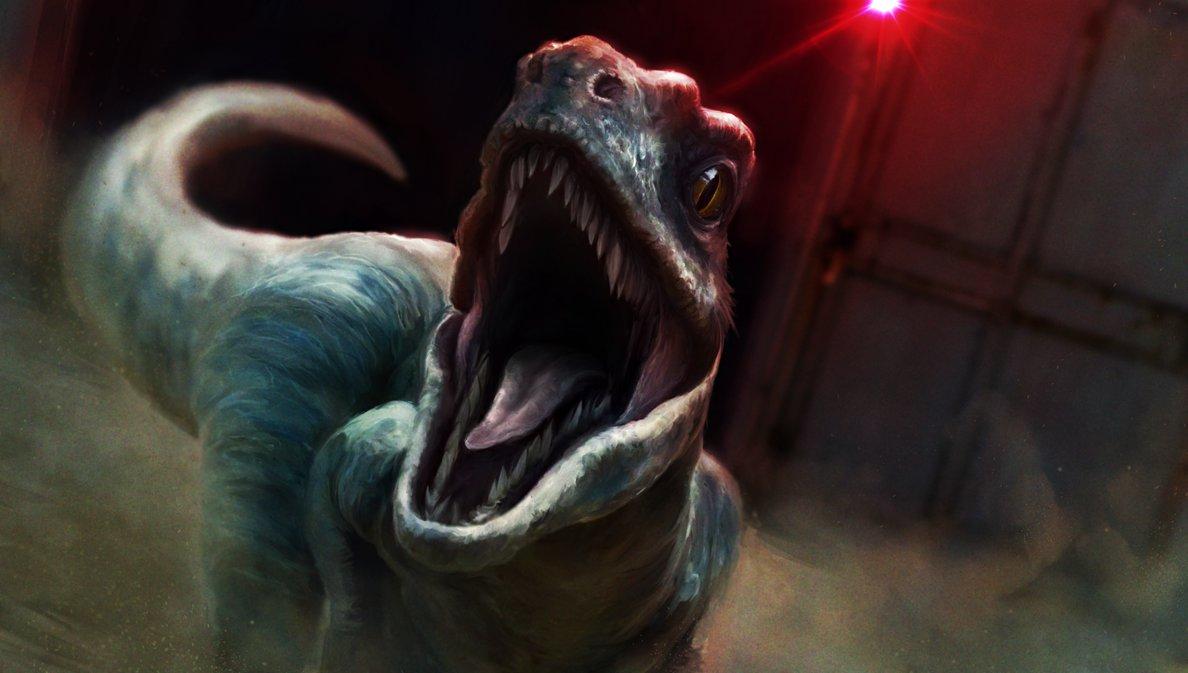 jurassic world velociraptor blue jurassic park know your meme