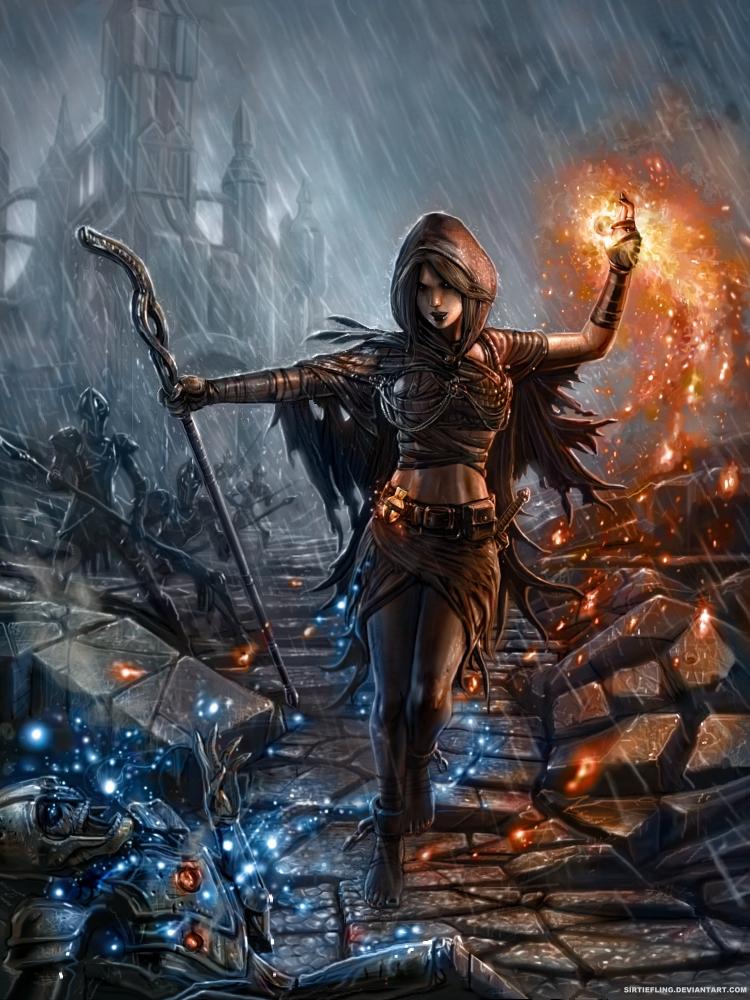 Dark Souls Pyromancer Guide