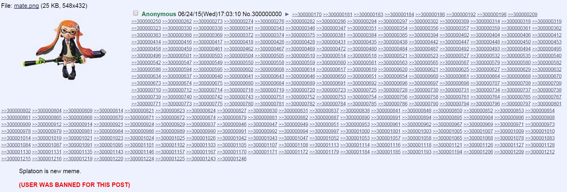 300000000 get from /v/ | 4chan | Know Your Meme