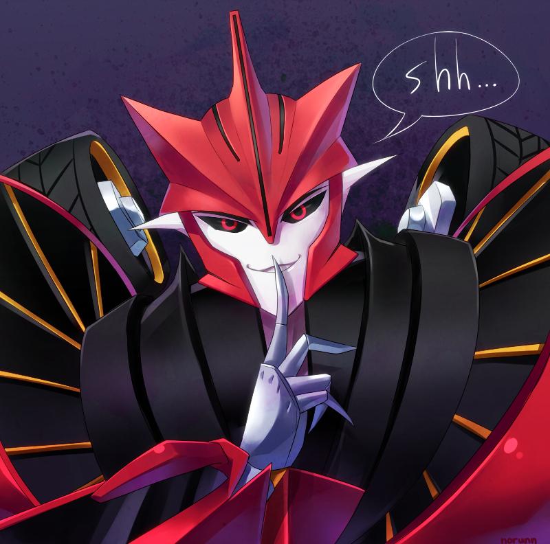 Knockout seduction | Transformers | Know Your Meme