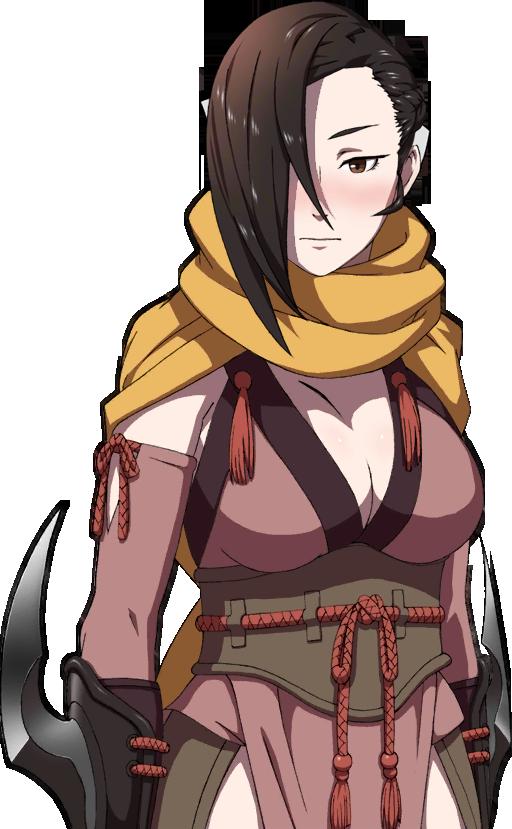 Kagerou Amie Model Fire Emblem Know Your Meme