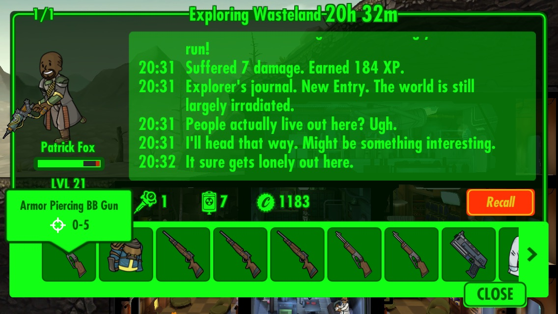 Armor piercing BB guns  War has changed   Fallout   Know Your Meme