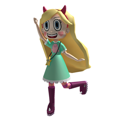 Star Butterfly In A 3d Model Star Vs The Forces Of Evil Know