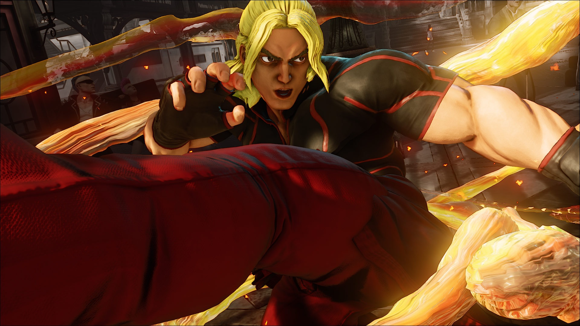Ken Returns In Sf5 Street Fighter Know Your Meme