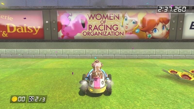 Women Of Racing Organization Mario Kart Know Your Meme