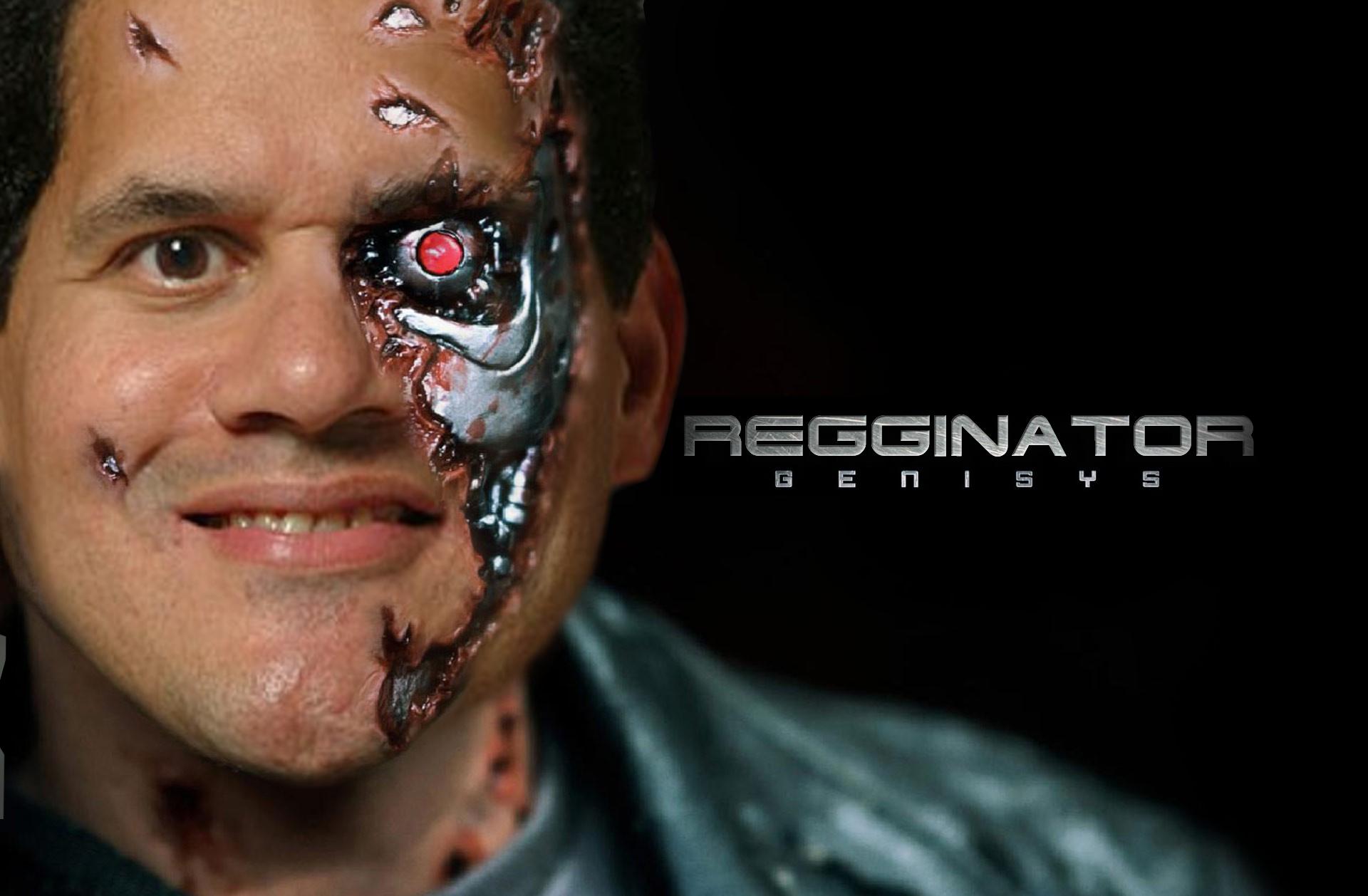 Regginator Genisys Reggie Fils Aime Know Your Meme