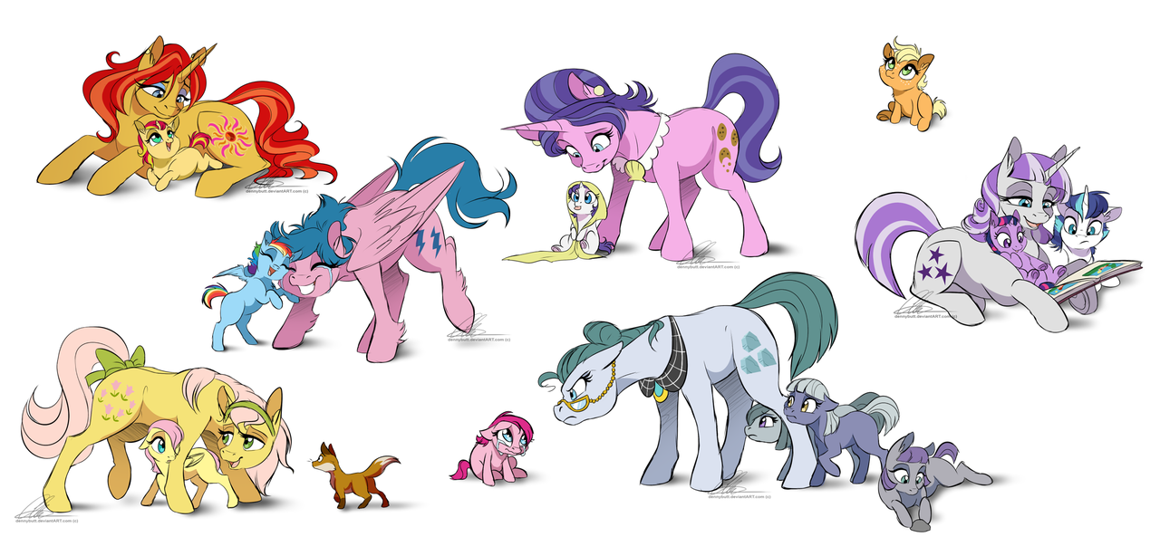 Its Not Exactly Mothers Day But What The Hell My Little Pony