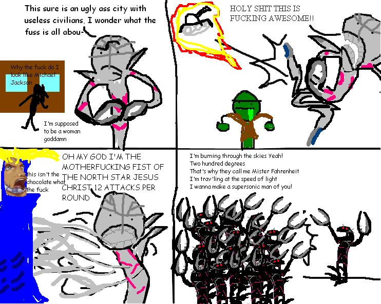 Chryssalid Comic X Com Know Your Meme