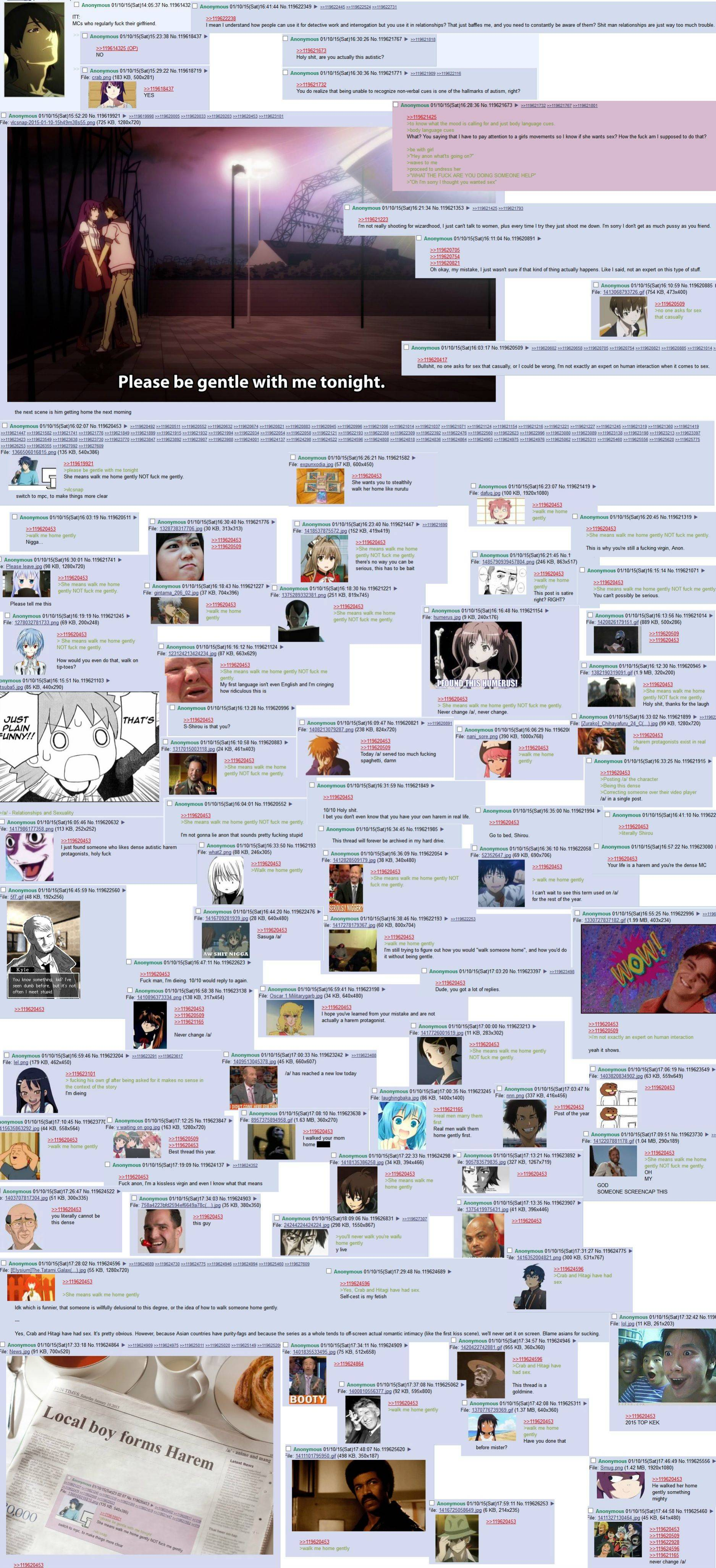 100 Images of 4Chan Home