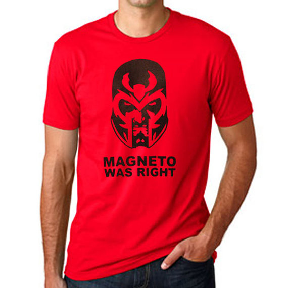 TeeKnow Right Magneto Etsy Was Your Meme 4R5jL3qA
