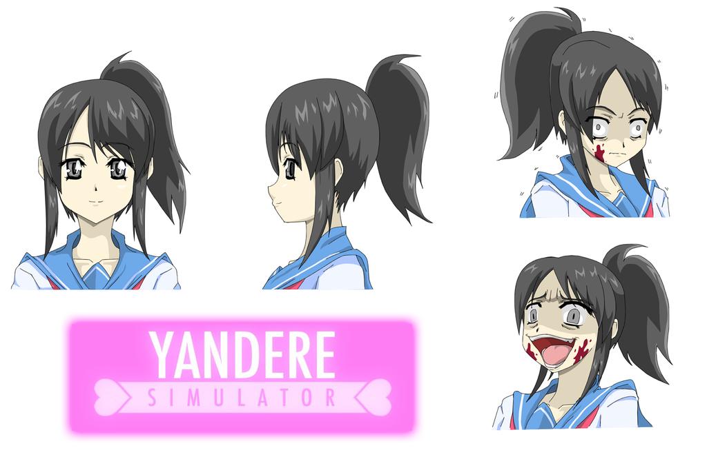 Yandere Chan Concept Yandere Simulator Know Your Meme