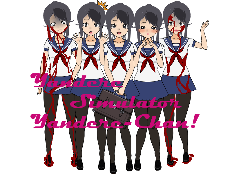 Yandere-chan | Yandere Simulator | Know Your Meme