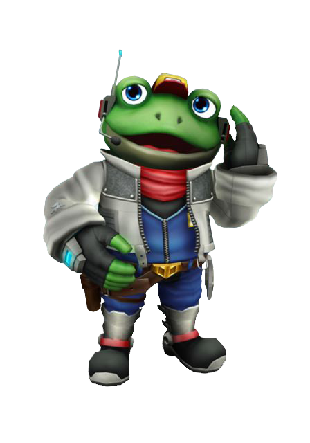 Slippy Brawl Hack Render Super Smash Brothers Know Your Meme