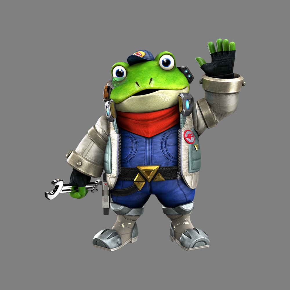 Slippy Toad Star Fox Know Your Meme