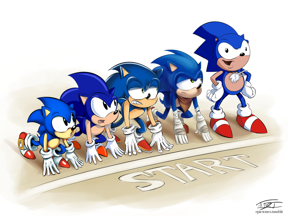 Even They Don T Like Underground Sonic The Hedgehog Know Your Meme