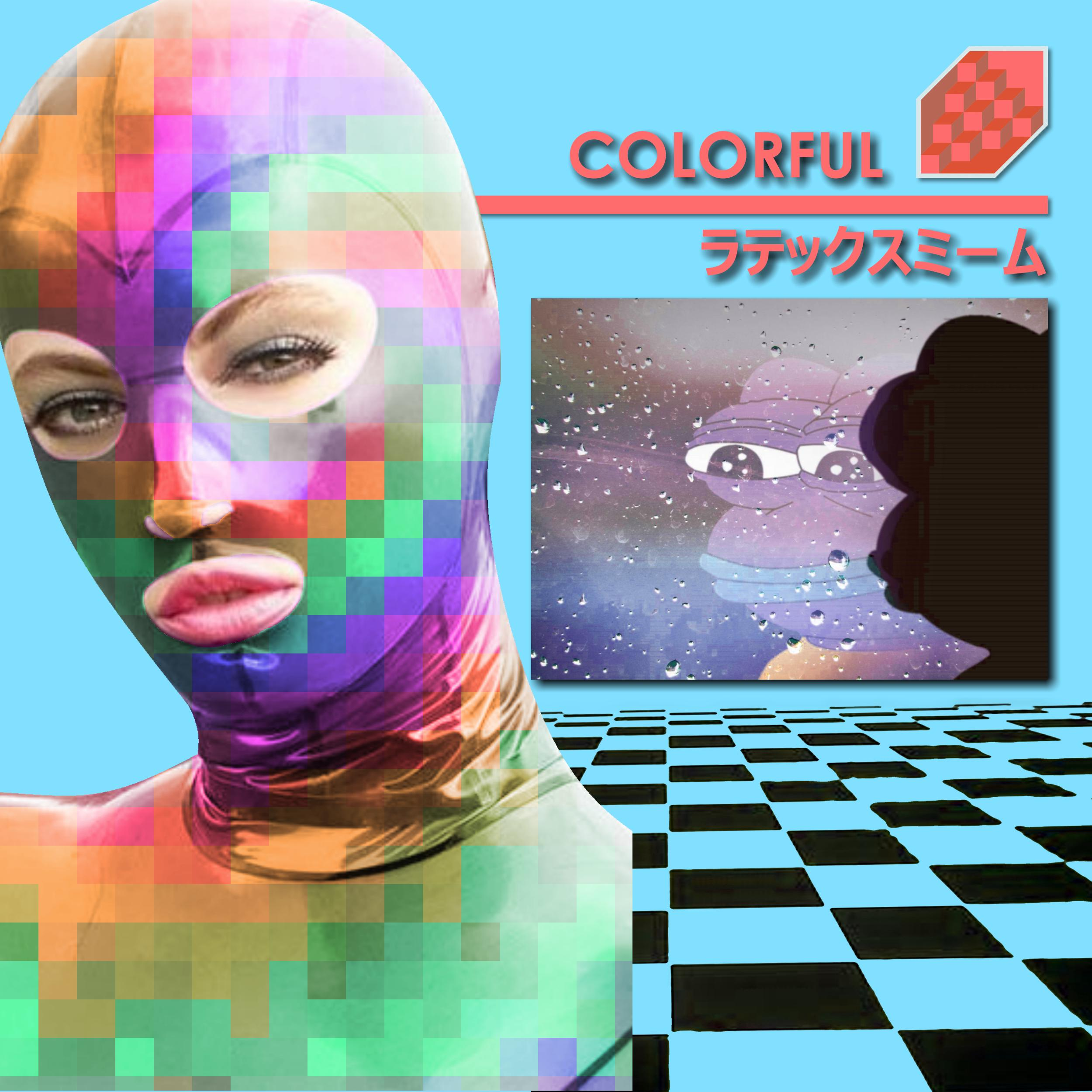 Colorful Floral Shoppe フローラルの専門店 Know Your Meme