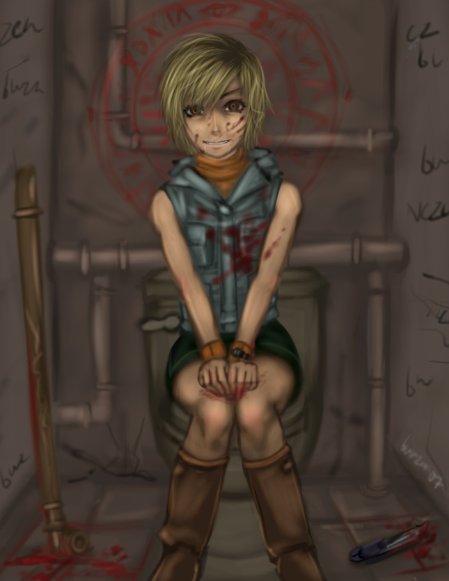 Silent Hill 3 Possessedb Silent Hill Know Your Meme