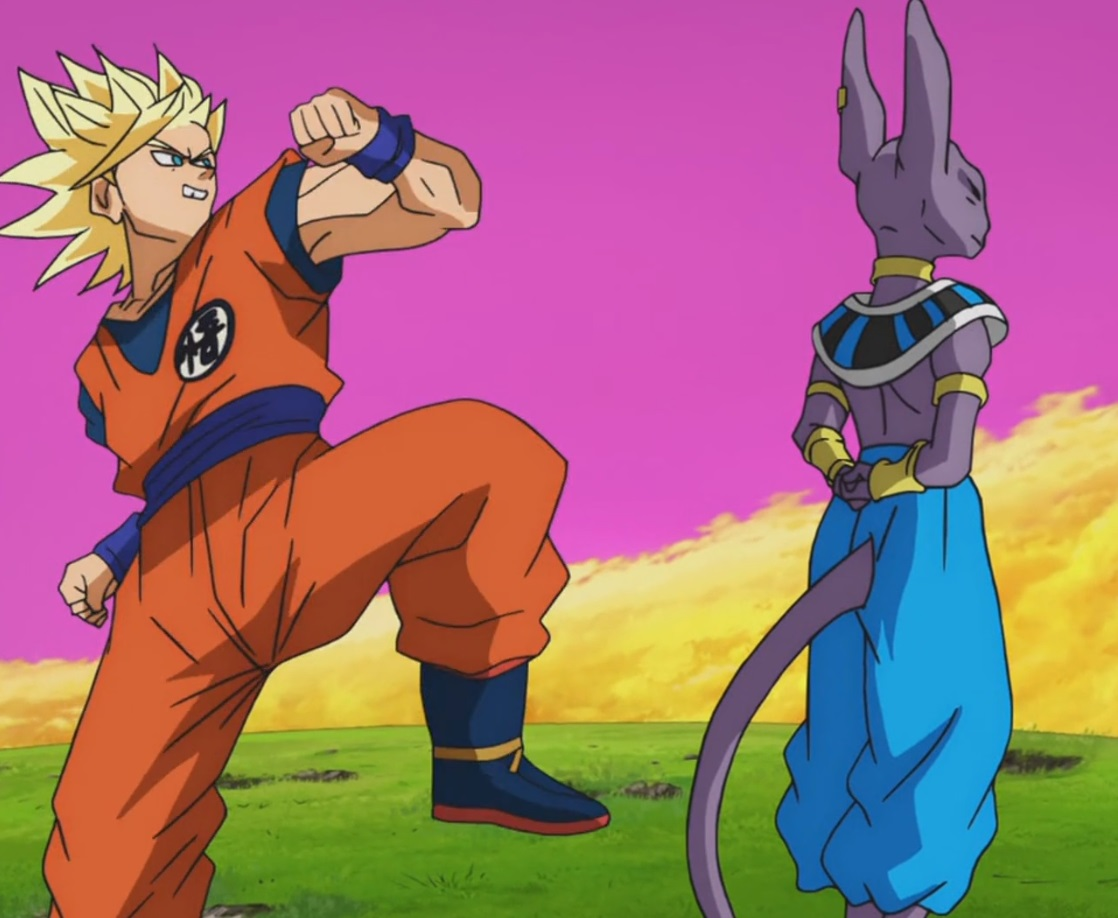 Someone Murdered The Animation Budget Dragon Ball Super Quality